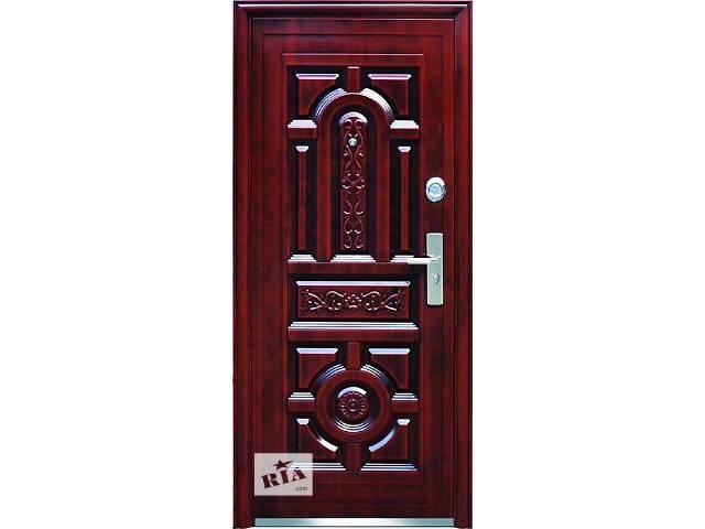 бу Двери входные металлические в Львове