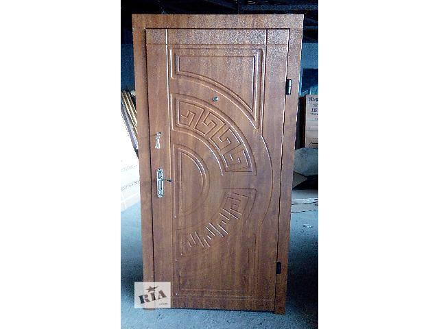 купить бу Двери уличные в Львове