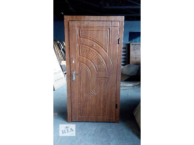 бу Бронированные двери в Львове