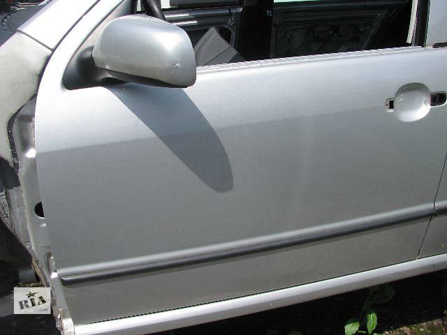 Двері передні ліві для Skoda Fabia 2003р.- объявление о продаже  в Львове