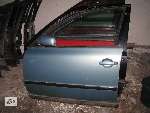 бу Дверь передняя левая для Volkswagen Passat B5 1998р. в Львове