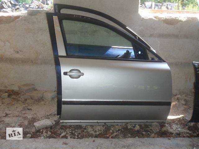 Двері передні праві для Skoda SuperB 2004р.- объявление о продаже  в Львове