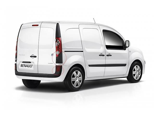 Дверки задние Renault Kango 2011 распашонка- объявление о продаже  в Виноградове