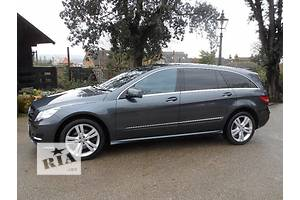 Двери задние Mercedes R-Class
