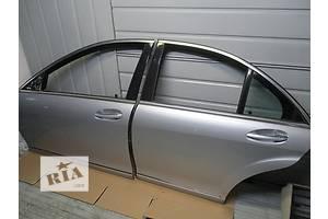Двери задние Mercedes S-Class