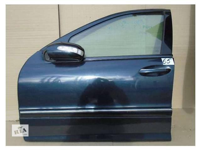 бу Двери/багажник и компоненты Дверь передняя Mercedes C-Class в Ужгороде