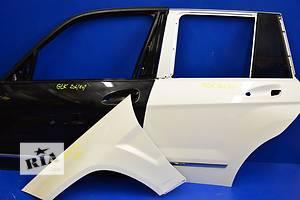 Двери задние Mercedes GLK-Class