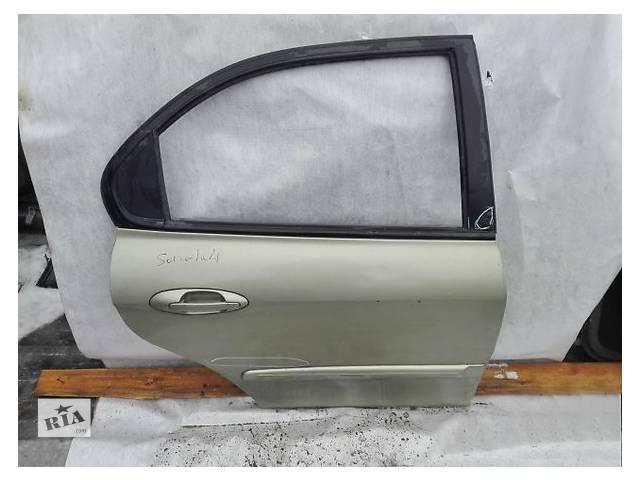продам Двери/багажник и компоненты Дверь задняя Hyundai Sonata бу в Ужгороде