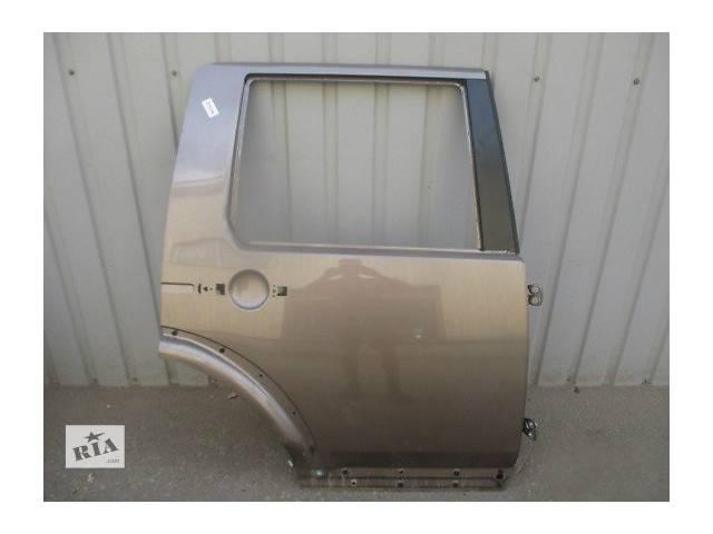 купить бу Двери/багажник и компоненты Дверь задняя Land Rover Discovery в Ужгороде