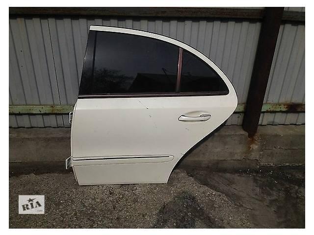 бу Двери/багажник и компоненты Дверь задняя Mercedes E-Class в Ужгороде