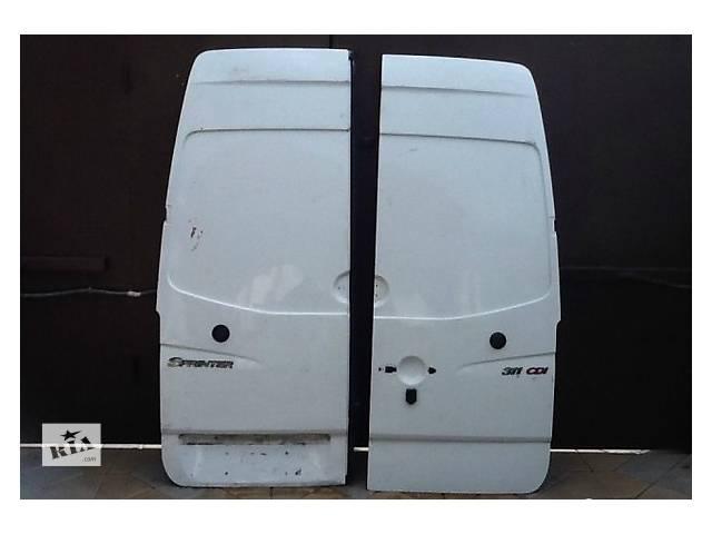 продам Двери/багажник и компоненты Дверь задняя Mercedes Sprinter бу в Ужгороде