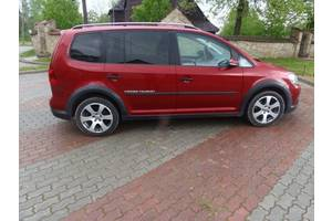 Дверь задняя Volkswagen Cross Touran
