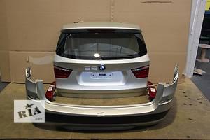 Бампер задний BMW X3