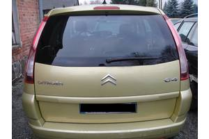 б/у Крышка багажника Citroen Grand C4 Picasso