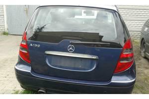 б/у Крышка багажника Mercedes A-Class