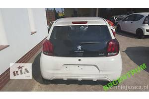б/у Крышка багажника Peugeot 108
