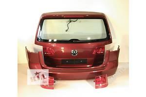 Бампер задний Volkswagen Touran