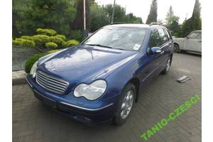б/у Запчасти Mercedes CLK-Class