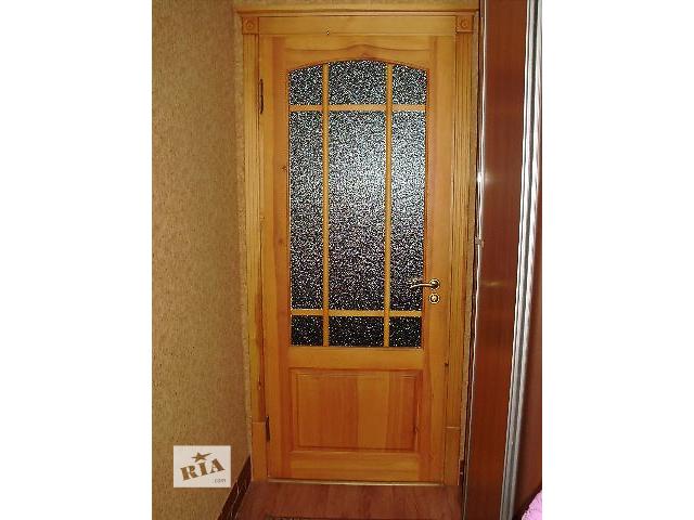 купить бу Двери деревянные в Виннице