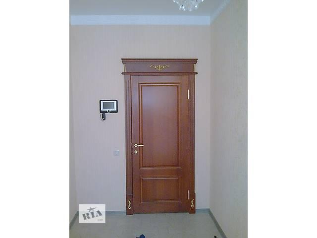 бу Двери деревянные в Киеве