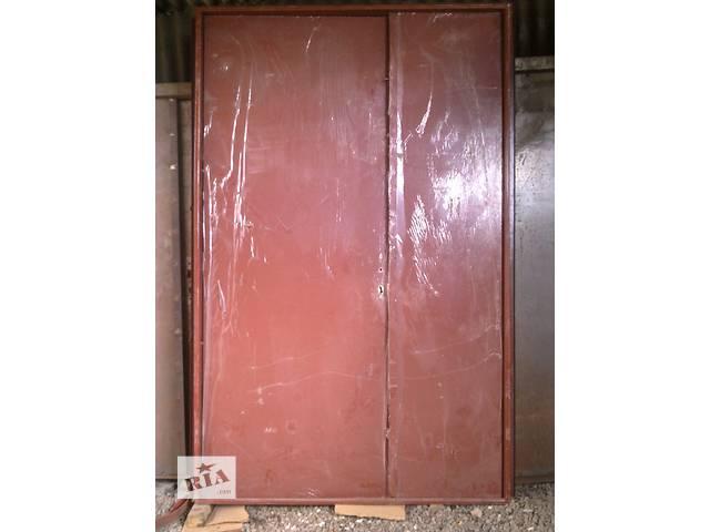 купить стальную эконом дверь в домодедово