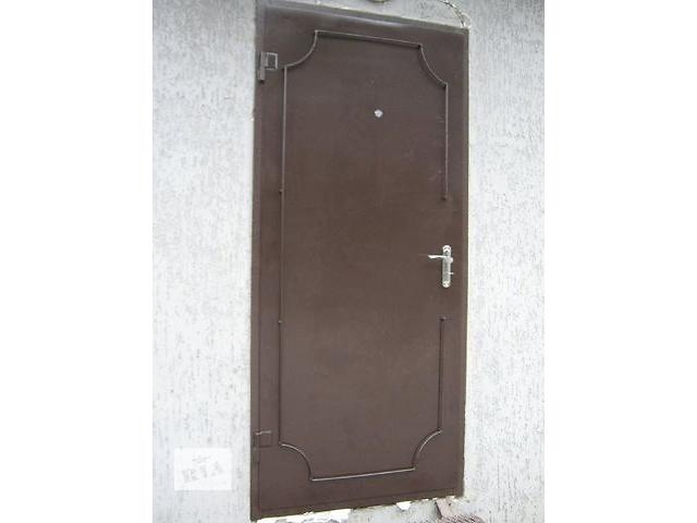 бу Двери металлические в Запорожье