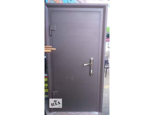 Двери металлические- объявление о продаже  в Запорожье