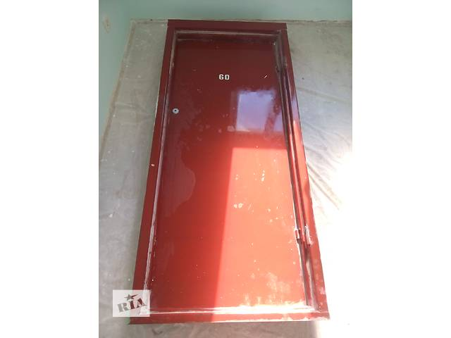 купить бу Двери металлические в Херсоне