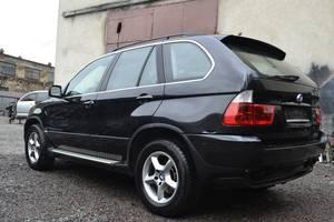 Дверь передняя BMW X5