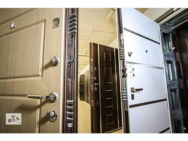 купить бу Двери входные в Киеве