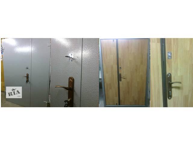 купить бу Двери входные под заказ. в Никополе