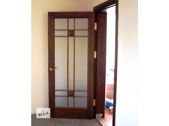 купить бу          Двери и лестницы из экологически чистой натуральной древесины. в Броварах