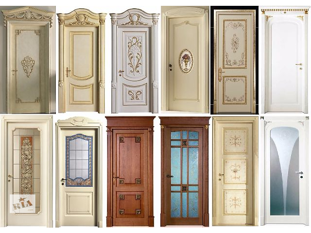 бу Двери из дуба. Двери для дома.Межкомнатные двери. в Одессе