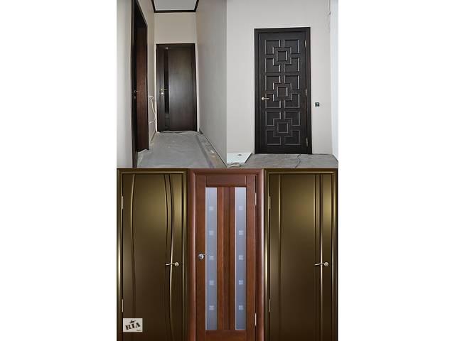 бу Двери из дуба. Двери для дома.Межкомнатные двери.  в Украине