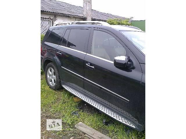 купить бу Двери/багажник и компоненты Дверь передняя Легковой Mercedes GL 450 Кроссовер 2008 в Львове