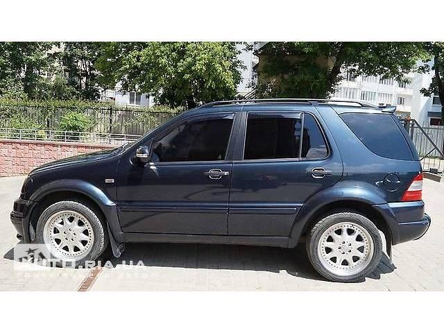 продам Двери/багажник и компоненты Дверь передняя Легковой Mercedes ML-Class 2001 передняя левая бу в Харькове