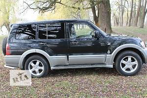 Двери передние Mitsubishi Pajero Wagon