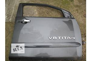 Дверь передняя Nissan Titan
