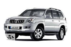 Двери передние Toyota Land Cruiser Prado 120
