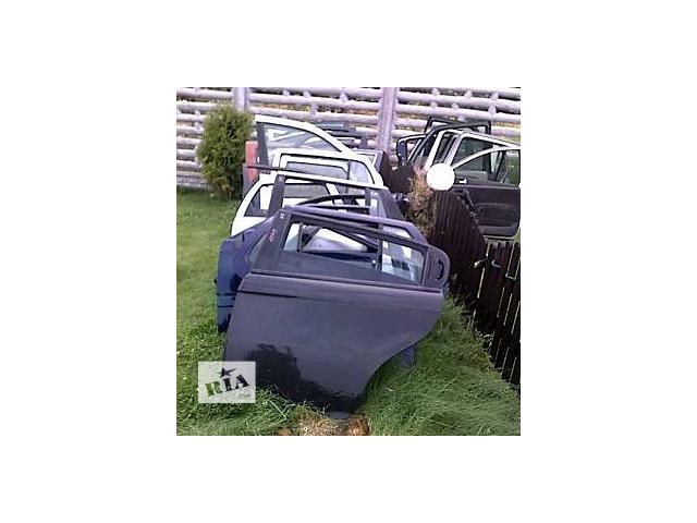 бу Двери/багажник и компоненты Дверь задняя Alfa Romeo 147 в Хусте