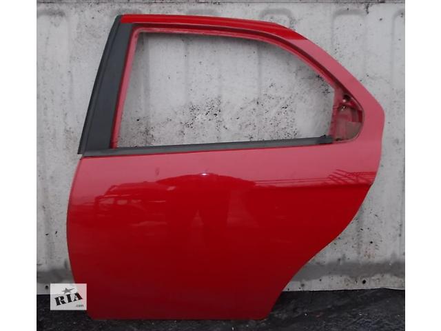 бу Двери/багажник и компоненты Дверь задняя Alfa Romeo 156 в Хусте