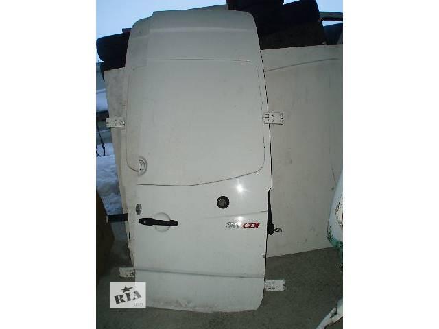 купить бу Двери/багажник и компоненты Дверь задняя Легковой Volkswagen Crafter в Александрие (Кировоградской обл.)