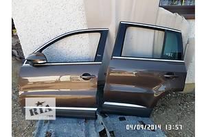 Двери передние Volkswagen Tiguan