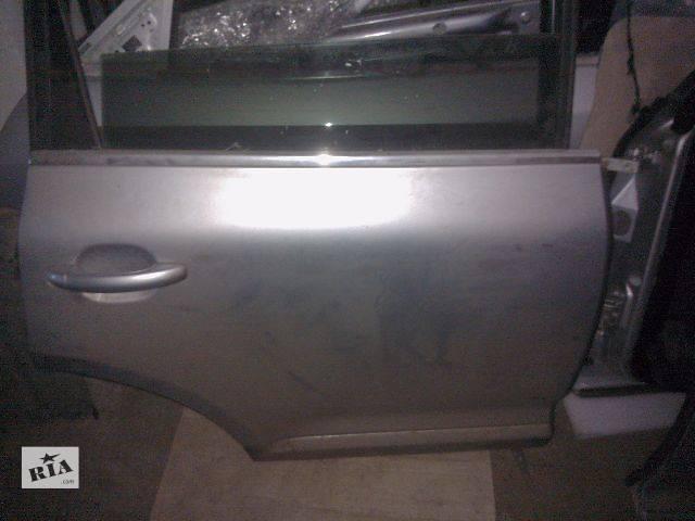 бу Двери/багажник и компоненты Дверь задняя Легковой Volkswagen Touareg Кроссовер 2006 в Киеве