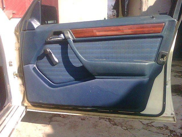 купить бу Двери/багажник и компоненты Карта двери Легковой Mercedes 124 в Жидачове