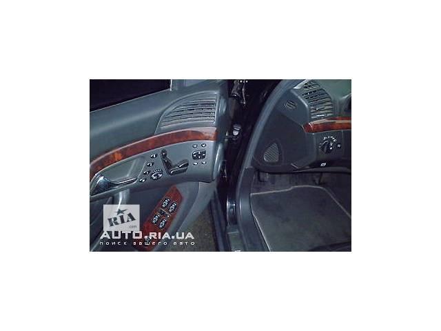 Двери/багажник и компоненты Карта двери Легковой Mercedes S-Class 2001- объявление о продаже  в Харькове