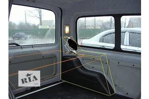 Карты крышки багажника Renault Kangoo