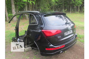 Бампер задний Audi Q5