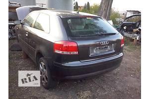Бампер задний Audi A3