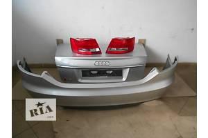 Крышка багажника Audi S6